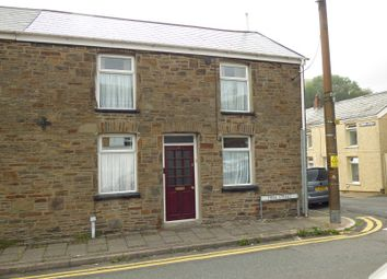Thumbnail 3 bed end terrace house for sale in High Street, Ogmore Vale, Bridgend.