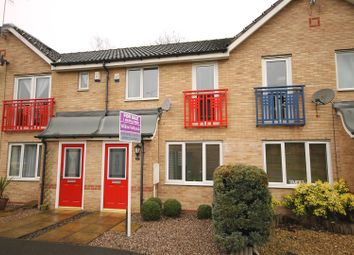 Thumbnail 2 bed town house for sale in Wharton Drive, Chesterfield
