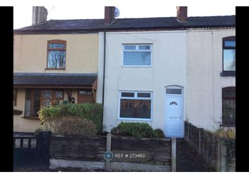 Thumbnail 2 bed terraced house to rent in Newton Road, Lowton