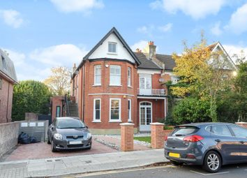 Thumbnail 2 bed flat for sale in Woodside Grange Road, London N12,