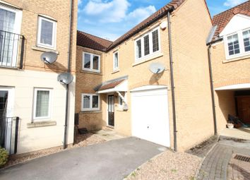 Thumbnail 4 bed town house for sale in Scholars Gate, Garforth, Leeds