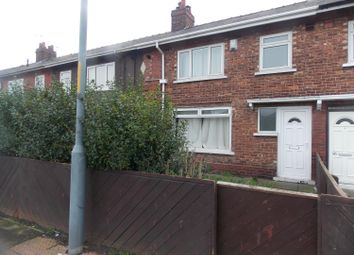 Thumbnail 3 bed terraced house to rent in Marshall Avenue, Brambles Farm, Middlesbrough