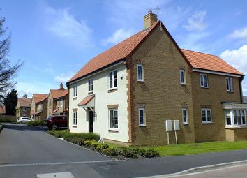 Thumbnail 4 bed detached house for sale in Spring Lodge Gardens, Guisborough, North Yorkshire