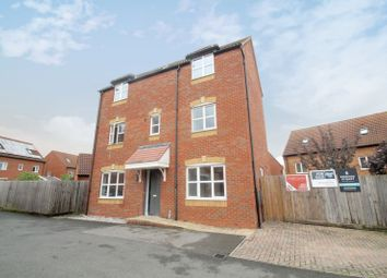 Thumbnail 5 bed detached house for sale in Evergreen Drive, Hampton, Peterborough