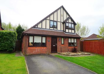 Thumbnail 4 bedroom detached house for sale in Evanstone Close, Horwich, Bolton