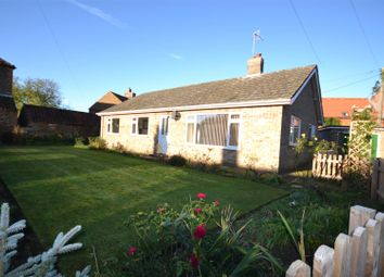 Thumbnail 3 bed detached bungalow for sale in Park Lane, Snettisham, King's Lynn