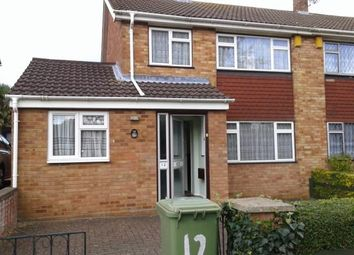 Thumbnail 4 bed semi-detached house to rent in Humber Way, Bletchley, Milton Keynes, Buckinghamshire