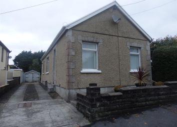 Thumbnail 2 bed detached bungalow for sale in Penllwynrhodyn Road, Llwynhendy, Llanelli