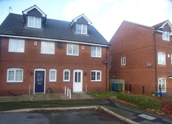 Thumbnail 4 bed semi-detached house to rent in Mulberry Close, Mansfield