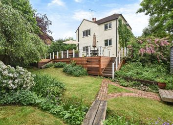 Thumbnail 4 bed detached house for sale in High Street, Rowledge, Farnham