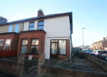 Thumbnail 3 bed semi-detached house for sale in Hamilton Road, Great Yarmouth