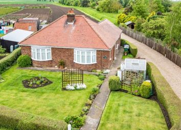 Thumbnail 3 bed detached bungalow for sale in Drury Lane, Bicker, Boston