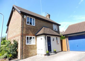 Thumbnail 3 bed detached house for sale in Froden Close, Billericay