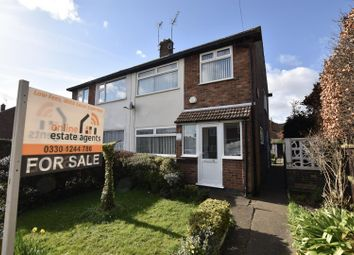Thumbnail 3 bedroom semi-detached house for sale in Milligan Road, Leicester