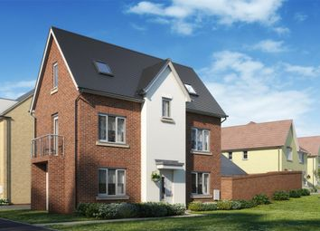 "Thumbnail 4 bedroom detached house for sale in ""Hexham"" at Marsh Lane, Harlow"