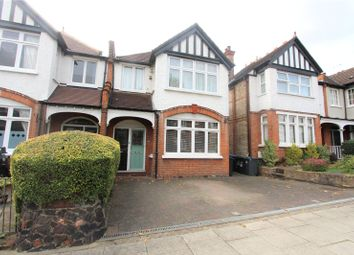 Thumbnail 2 bed flat to rent in Fernleigh Road, Winchmore Hill, London