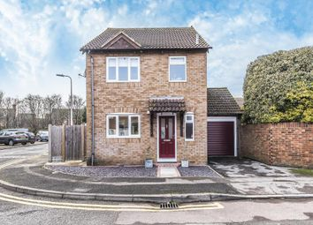 Thumbnail 3 bed detached house for sale in Quarrington Close, Thatcham