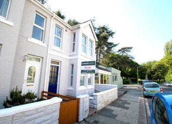 Thumbnail 3 bedroom end terrace house to rent in Trelawney Road, Peverell, Plymouth
