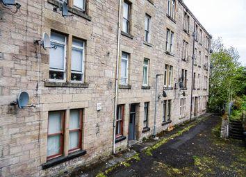 Thumbnail 2 bedroom flat for sale in Kilmory Terrace, Port Glasgow