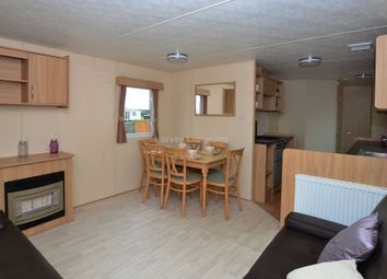 Thumbnail 2 bed mobile/park home for sale in Leysdown Road, Leysdown-On-Sea, Sheerness
