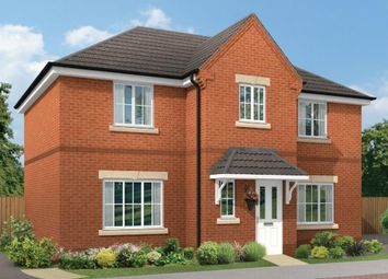 Thumbnail 4 bed detached house for sale in Hackthorn Road, Welton, Lincoln