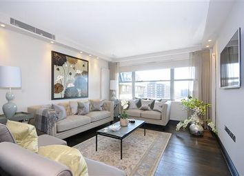 Thumbnail 3 bed flat to rent in St John's Wood Park, London