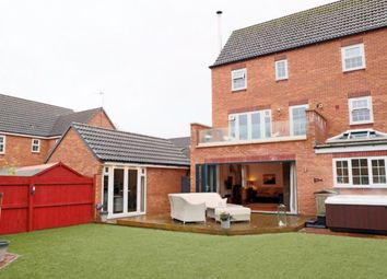 Snowgoose Way, Newcastle-Under-Lyme ST5. 5 bed detached house for sale