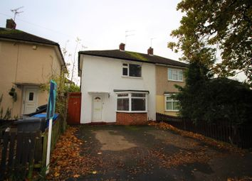 Thumbnail 2 bed semi-detached house for sale in Birdcage Walk, Mackworth, Derby