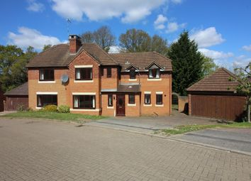 Thumbnail 6 bed detached house to rent in Lulworth Park, Kenilworth