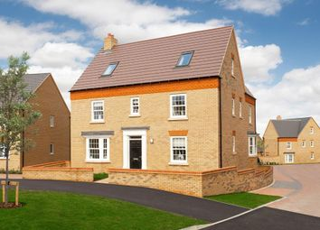 "Thumbnail 5 bedroom detached house for sale in ""Moorecroft"" at Southern Cross, Wixams, Bedford"