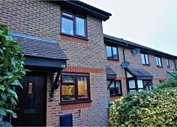 Thumbnail 2 bed terraced house for sale in Middlefield, Horley
