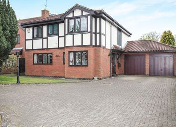 Thumbnail 4 bed detached house for sale in Lutterworth Road, Nuneaton