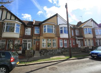 Thumbnail 3 bedroom terraced house for sale in Inverness Avenue, Westcliff-On-Sea