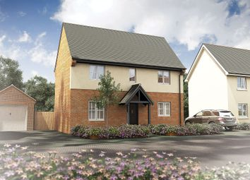 "Thumbnail 3 bed detached house for sale in ""The Trelissick"" at Manchester Road, Congleton"