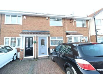Thumbnail 2 bed terraced house for sale in Westcliffe Way, Brosley Estate, South Shields