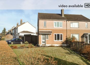 Thumbnail 3 bed semi-detached house for sale in Beechwood Drive, Glasgow