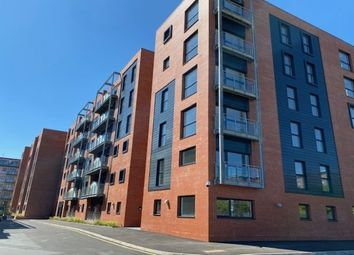 Thumbnail 1 bed flat to rent in Harrison Street, Manchester