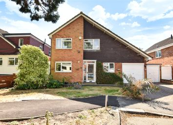 Thumbnail 4 bedroom detached house for sale in Meadway Close, Pinner