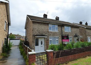 Thumbnail 2 bed semi-detached house to rent in Palm Avenue, Armthorpe, Doncaster