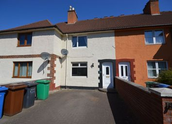 Thumbnail 2 bed terraced house to rent in Parkside Street, Rosyth, Dunfermline