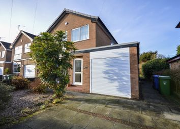 3 bed detached house to rent in Whalley Close, Timperley, Altrincham WA15