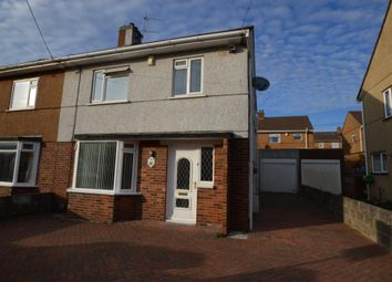 Thumbnail 3 bedroom semi-detached house for sale in Thornyville Villas, Plymouth, Devon