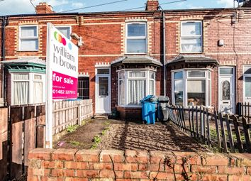 Thumbnail 2 bed terraced house for sale in Whitby Avenue, Whitby Street, Hull