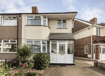 Thumbnail 3 bed property for sale in Abinger Gardens, Isleworth