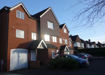 Thumbnail 3 bedroom terraced house to rent in Westbourne Road, Solihull