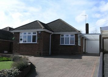 Thumbnail 3 bedroom detached bungalow for sale in Ruskin Avenue, Straits, Lower Gornal