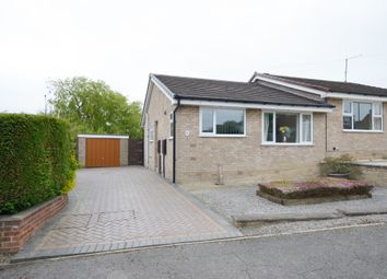 Thumbnail 2 bed semi-detached bungalow for sale in Wulfric Road, Eckington, Sheffield