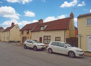 Thumbnail 3 bedroom semi-detached house for sale in Stowmarket, Suffolk