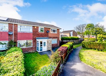 Thumbnail 5 bed semi-detached house for sale in Juniper Walk, Chapel Park, Newcastle Upon Tyne