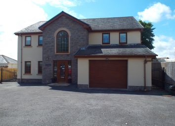 Thumbnail 4 bed detached house for sale in Drefach, Llanelli
